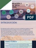 Geologia. Relacion e Importancia en La Ingenieria Civil