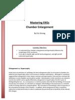 Strong's EKG Chamber Enlargement - Draft