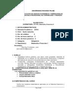 Silabomatfinanciera II 2018 1
