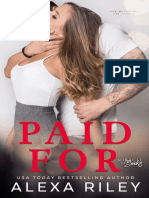 Paid for- Alexa Riley