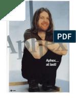Aphex Interview