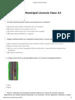 Cursos Interactivos 12- Examenes Licencias de Conducir