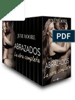Abrazados La Obra Completa - June Moore - Copiar