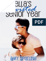 Ella's Twisted Senior Year – Amy Sparling