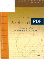 Haar, Michel - A Obra de Arte _ Ensaio Sobre a Ontologia Das Ob