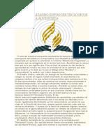 Contextualizando Enfoques Teológicos en La Iglesia Adventista