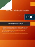 Sistema Hotelero Gábilos