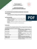 EC01 - Buenas Practicas en Sistemas de Refrigeración y Climatización