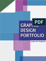 Graphic Design Portfolio April 2018