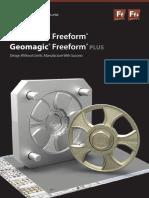 Brochure Geomagic Freeform Software