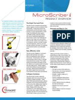 Brochure Microscribe i Portable Cmm