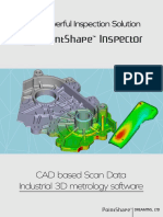 Brochure Pointshape Inspector 3d Inspection Software