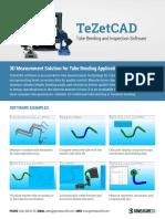 Brochure Tezetcad Software Tube Bending