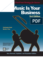 Music is Your Business 3rd Edition 2007