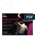 NON-FICTION EXHIBITION CATALOG