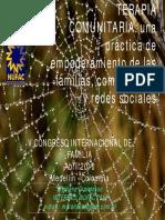 Marilene Garandesso - Terapia Comunitaria