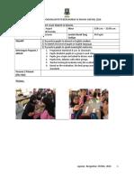 Inter Class Debate Report