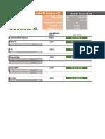 Planilha Investimentos RF RICO DINHEIRAMA