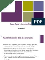 Dasar2 Anest Kmr Bedah-Nurse FEB 16