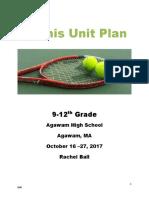 tennis unit plan-3