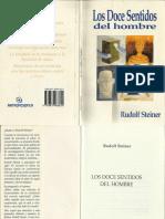 Steiner Rudolf - Los Doce Sentidos Del Hombre