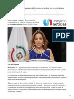 uniradionoticias.com-Bacanora podrá comercializarse en todos los municipios de Sonora