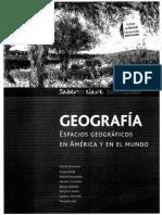 Geografia Espacios Geograficos en America y en El Mundo