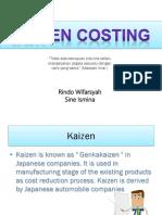 KAIZEN COSTING1