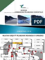 Rencana Pengembangan Pelabuhan Gorontalo