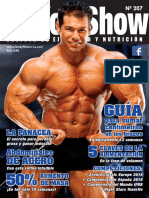 Muscleshow 207 Spain