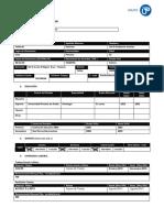 Formulario de Postulación-grupo Utp