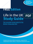 Life in the UK Test Study Guide