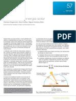 Radiação e Energia Solar