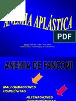Anemia Aplastica