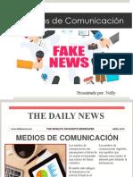 Noticias Falsas Fake NEws
