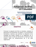 Ipv6 Colombia