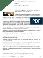 As Digitais de Israel e Dos Estados Unidos No Golpe Brasileiro Versão Impressa. Port.pravda