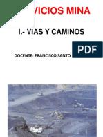 S.M. Clase_1 Vias y Caminos