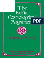 The Kalam Cosmological Argument [INDEXED]- William Lane Craig