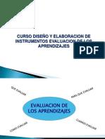 Caracterizacion de Los Instrumentos de Evaluacion