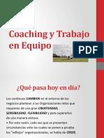 Coaching y Trabajo en Equipo