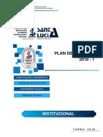 Plan de Admisión 18