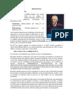 Biografias de autores de Hidraulica