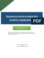 Antipsicóticos 1era y 2da generación