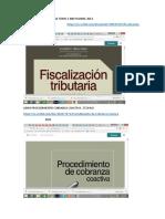 Fiscalizacion Tributaria Tomo 1 800 Paginas 2013