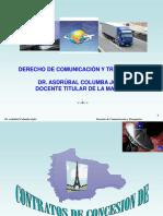 Tema 11 Contratos de Concesion de Telecomunicaciones