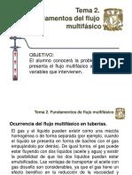 2. Clases FM Fundamentos Del Flujo Multifásico 1
