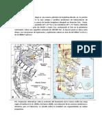 Ubicacion y Geologia Y ROCA MADRE