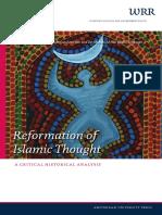 [Nasr Abu Zayd] Reformation of Islamic Thought a (BookZa.org)