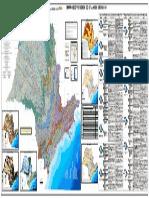 Mapa de Geodiversidade Do Estado de Sao Paulo